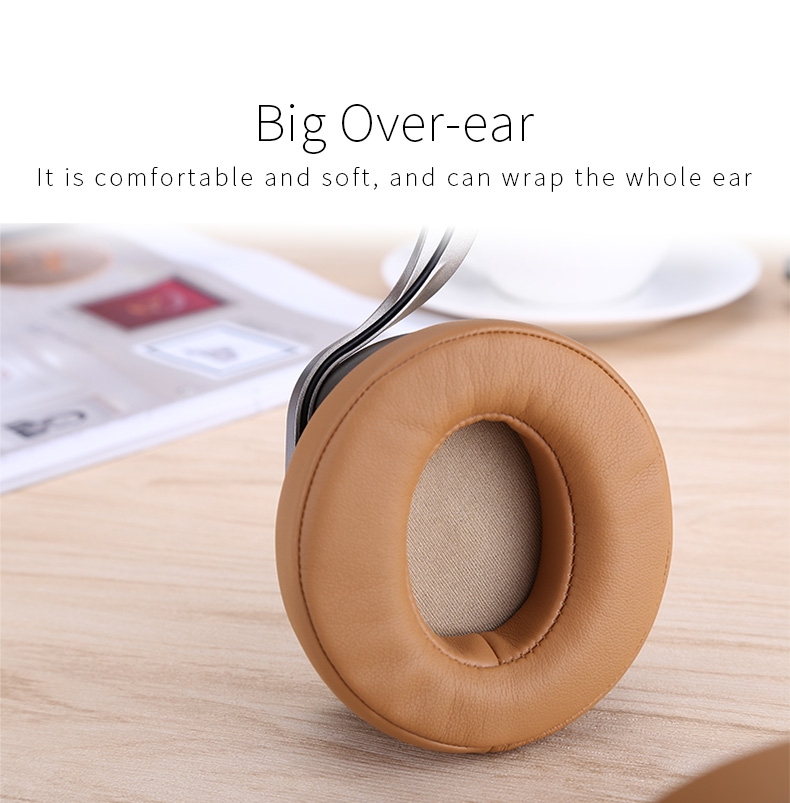 Plextone BT270 Wireless Bluetooth Headphone 800mAh 8G RAM MP3 Heavy Bass Headset for iPhone Samsung 13