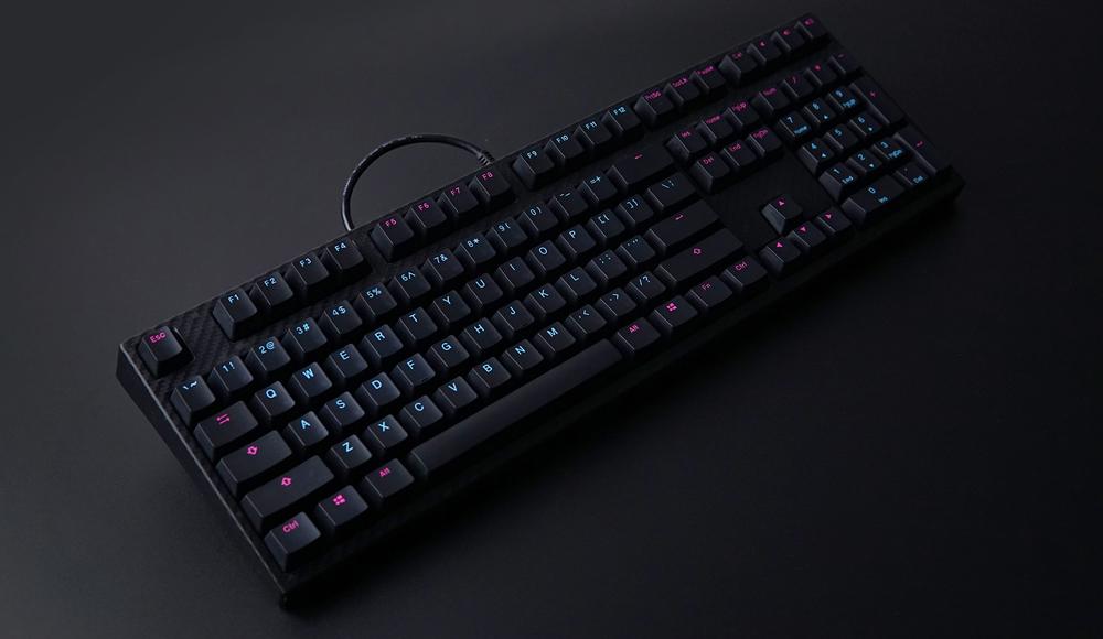 Akko X Ducky Midnight 108 Key OEM Profile PBT Keycaps Keycap Set for  Mechanical Keyboard