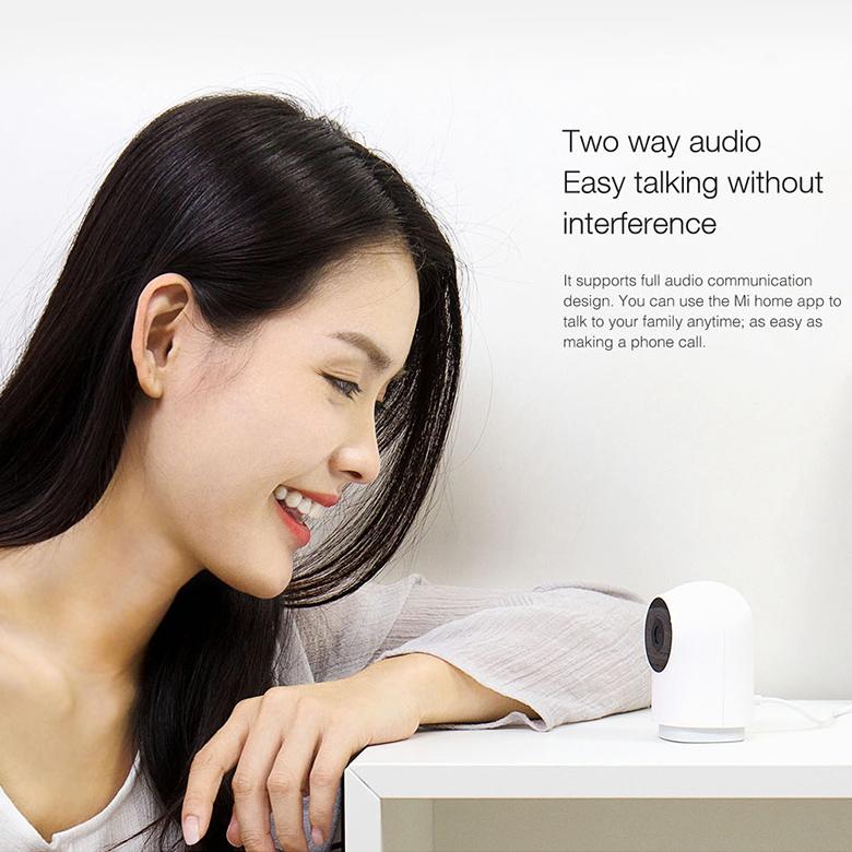 Xiaomi Mijia Aqara G2 With Gateway Function 1080P WIFI Smart IP Camera  Compatible with Mi Home APP