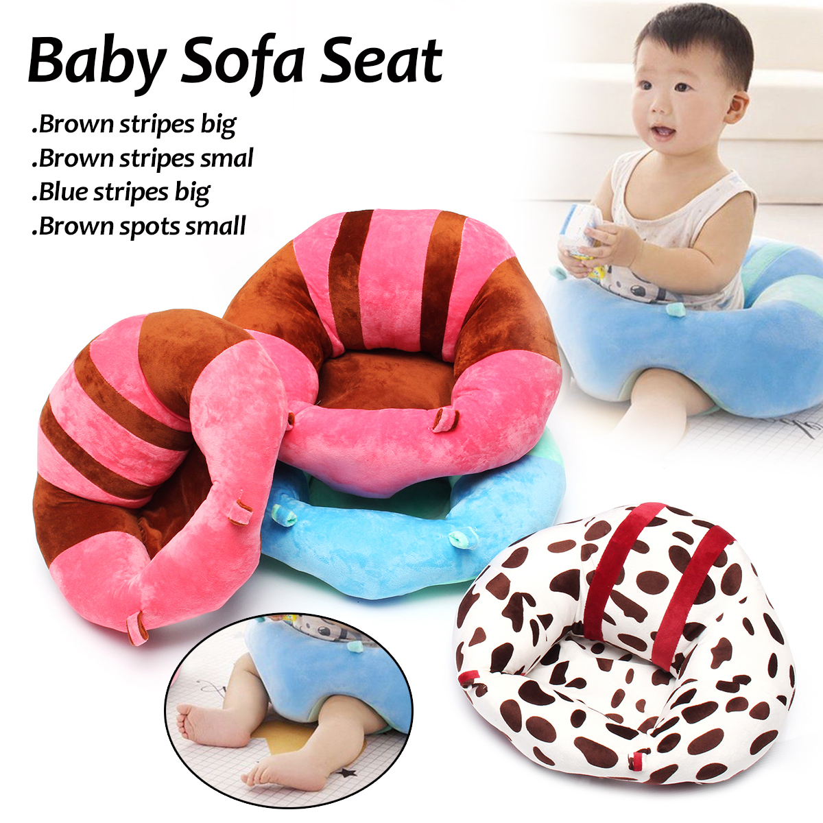 baby sofa support seat nursing pillow