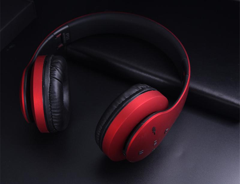 Caldecott P35 Stereo Bluetooth Headphone Headset AUX Heavy Bass Foldable Portable