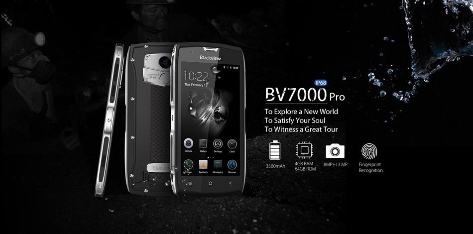 Blackview BV7000 Pro 5.0
