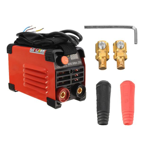 220V 20 250A Handheld Mini Electric Welding Inverter ARC Welding     220V 20 250A Handheld Mini Electric Welding Inverter ARC Welding Machine  Tool