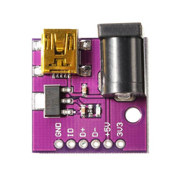 5pcs Cjmcu 5v Mini Usb Connecteur Dalimentation Dc Prise