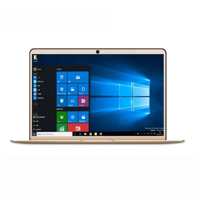 banggood YEPO 737A Laptop Apollo Lake Celeron N3450 1.1GHz 4コア GOLD(ゴールド)