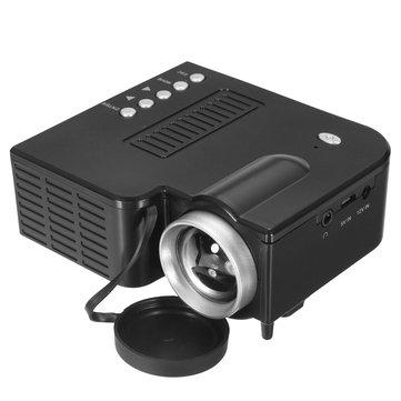 UC28A Mini Multimedia LED Projector