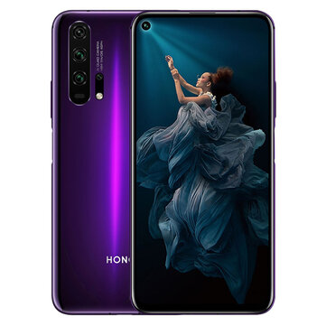 £607.38 HUAWEI HONOR 20 Pro 6.26 inch 48MP Quad Rear Camera NFC 8GB RAM 256GB ROM Kirin 980 Octa core 4G Smartphone Smartphones from Mobile Phones & Accessories on banggood.com