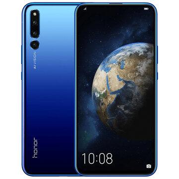 Huawei Honor Magic 2 Triple Rear Camera 6.39 inch 6GB 128GB Kirin 980 Octa core 4G Smartphone