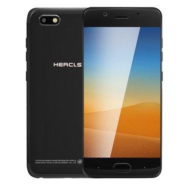 Hercls A15 5.2 Inch HD Android 7.0 2600mAh 3GB RAM 32GB ROM MTK6737 Quad Core 4G Smartphone