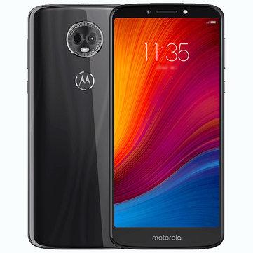 Lenovo Moto E5 Plus 6.0 Inch 5000mAh Fingerprint 4GB RAM 64GB ROM Snapdragon 430 Octa core 4G Smartphone