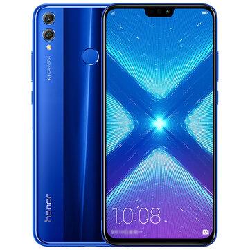 Huawei Honor 8X Global Version 6.5 inch 4GB RAM 128GB ROM Kirin 710 Octa core 4G Smartphone