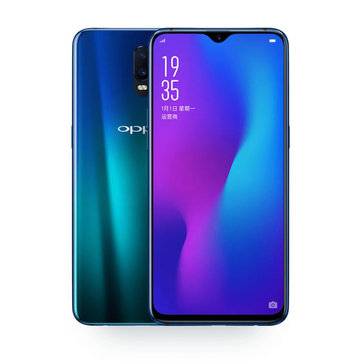 £377.60 20% OPPO R17 6.4 Inch FHD+ Waterdrop Screen 25.0MP AI Front Camera 3500mAh 6GB RAM 128GB ROM Snapdragon 670 Octa Core 2.0GHz 4G Smartphone Smartphones from Mobile Phones & Accessories on banggood.com