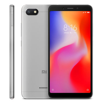 Xiaomi Redmi 6A Global Version 5.45 inch 2GB RAM 32GB ROM Helio A22 MTK6762M Quad core 4G Smartphone