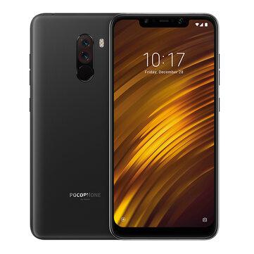 £237.7026%Xiaomi Pocophone F1 Global Version 6.18 inch 6GB 64GB Snapdragon 845 Octa core 4G SmartphoneSmartphonesfromMobile Phones & Accessorieson banggood.com