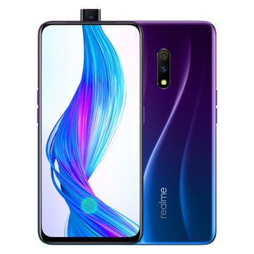 OPPO Realme X Snapdragon 710 2.2GHz 8コア