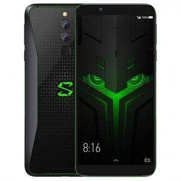 Xiaomi Black Shark Helo 6.01 inch 8GB RAM 128GB ROM Snapdragon 845 Octa Core 4G Gaming Smartphone