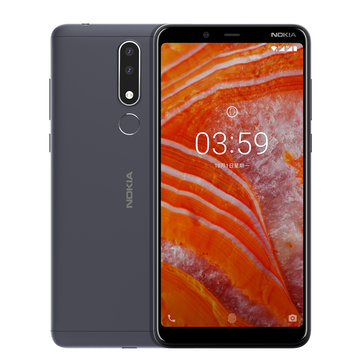NOKIA 3.1 Plus Helio P22 2.0GHz 8コア