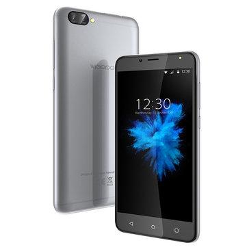 Wieppo S6 Lite 5.5 Inch Android 7.0 2GB RAM 16GB ROM MTK6737 Quad Core 1.3GHz 3000mAh 3G Smartphone