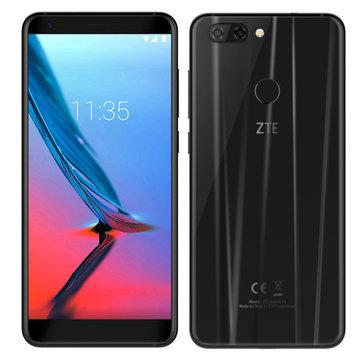 ZTE Blade V9 5.7 inch Full Screen 3GB RAM 32GB ROM Snapdragon 450 Octa core 4G Smartphone