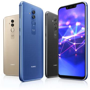 Huawei Maimang 7 Mate 20 Lite 6.3 inch 6GB RAM 64GB ROM HUAWEI Kirin 710 Octa core 4G Smartphone