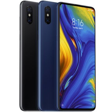 Xiaomi Mi MIX 3 Global Version 6.39 inch 6GB RAM 128GB ROM