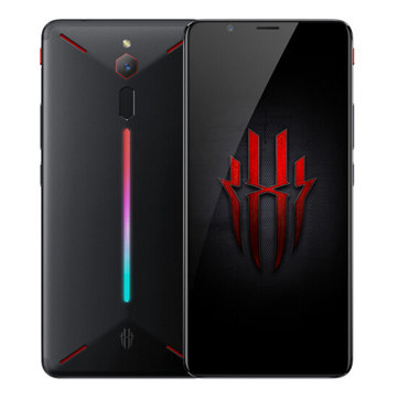 £489.65 Nubia Red Magic 6.0 inch 8GB RAM 128GB ROM Snapdragon 835 Octa Core 4G Gaming Smartphone Smartphones from Mobile Phones & Accessories on banggood.com