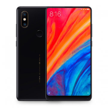 Xiaomi Mi MIX 2S Global Bands 5.99 inch 8GB RAM 256GB ROM Snapdragon 845 Octa core 4G Smartphone