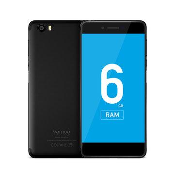 Vernee Mars Pro 5.5 Inch FHD 6GB RAM 64GB ROM Helio P25 MT6757T Octa core 2.5GHz 4G Smartphone