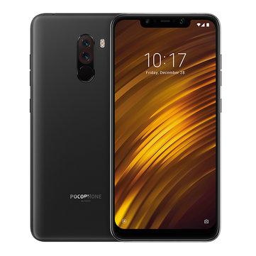 £286.5929%Xiaomi Pocophone F1 Global Version 6.18 inch 6GB 128GB Snapdragon 845 Octa core 4G SmartphoneSmartphonesfromMobile Phones & Accessorieson banggood.com