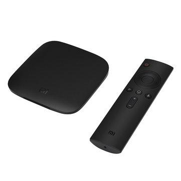 Xiaomi Mi Box Amlogic S905X 2Go RAM 8Go ROM TV Boîte - Version Internationale