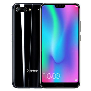 Huawei Honor 10 24MP Dual Rear Camera 5.84 inch 6GB RAM 64GB ROM Kirin 970 Octa core 4G Smartphone