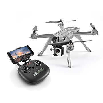 US$133.99 9% MJX Bugs 3 Pro B3 Pro C6000 5G WiFi FPV Brushless RC Drone Quadcopter RTF RC Toys & Hobbies from Toys Hobbies and Robot on banggood.com