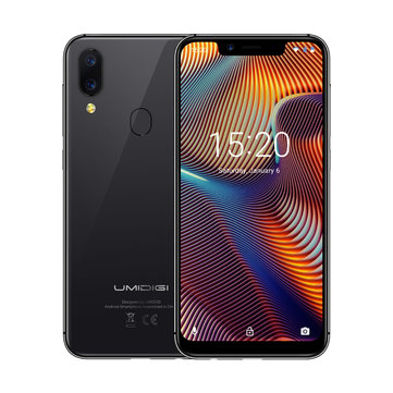 UMIDIGI A3 Pro Global Bands 5.7 Inch HD+ 3300mAh Android 8.1 3GB 16GB...