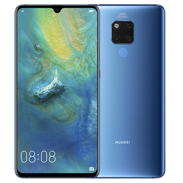 Huawei Mate 20X Triple Rear Camera 7.2 inch 8GB RAM 256GB ROM Kirin 980 Octa core 4G Smartphone