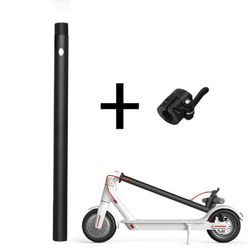 Folding Pole + Base Replacement Spare Parts For Xiaomi M365 Electric Scooter 27Dec