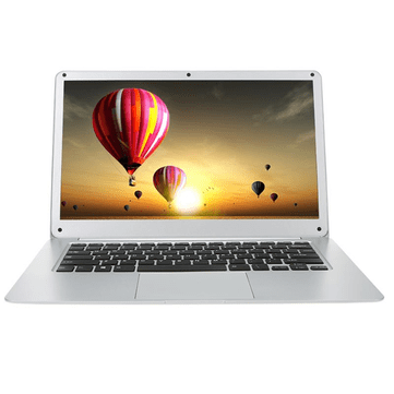 Binai G14pro Notebook Windows 10 14.1 Inch Intel Cherry Trail X5 Z8350 Quad Core 4GB/64GB