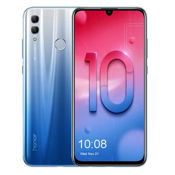 Huawei Honor 10 Lite 6.21 inch 4GB RAM 64GB ROM Kirin 710 Octa core 4G Smartphone