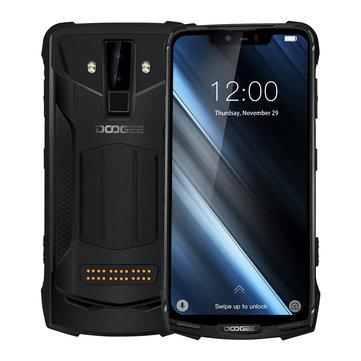 banggood DOOGEE S90 Helio P60 2.0GHz 8コア BLACK(ブラック)