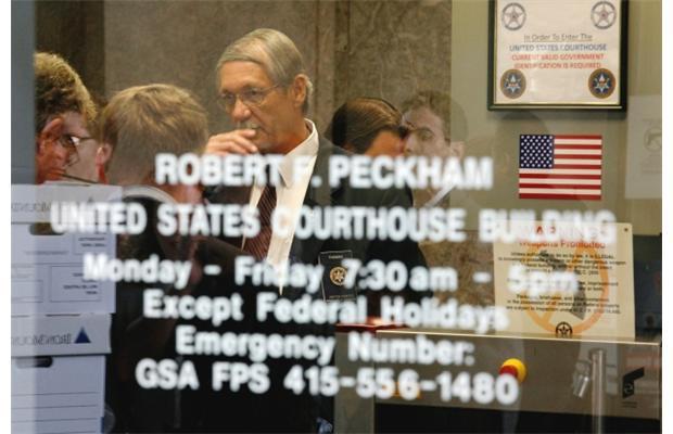 Robert F. Peckham United States Courthouse Building