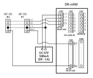 COMMAX 16 Buttons Audio Inter Door Bell Panel for