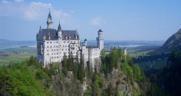 德國   新天鵝堡:童話世界中的佼佼者