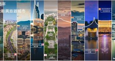 2018 年全球10大新興旅遊城市