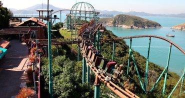 香港海洋公園40周年推聖誕全城 特色耶誕市集夜間限免開放