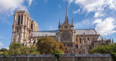法國 | 巴黎:那年我與巴黎聖母院的首次歐洲旅行回憶錄