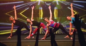 Body Balance 66 | 讓身體跟著音樂及呼吸走!