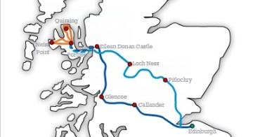 2009.9.14-英國行Day4-蘇格蘭天空島三日遊之第一日