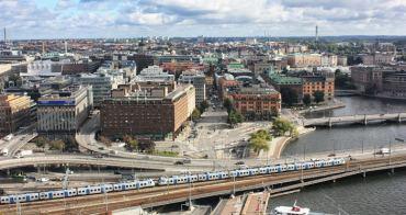北歐行 -【瑞典】。如何用不同交通工具玩「斯坎森室外博物館」+市區