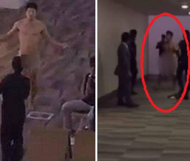 Naked Man Hurls Faeces At Bystanders In Phuket Airport Tells Police He Took Too Much Viagra Stomp