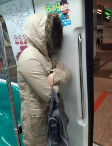 jacket on mrt