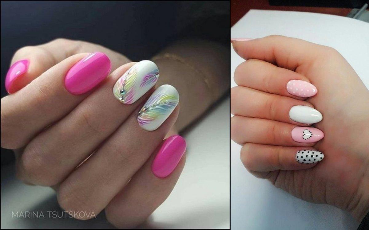 Rozowe Paznokcie Az 20 Pomyslow Na Rozowy Manicure